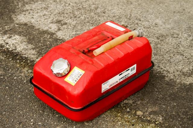 違法給油?ガソリン携行缶は20Lを2つ? 京都アニメーション放火事件