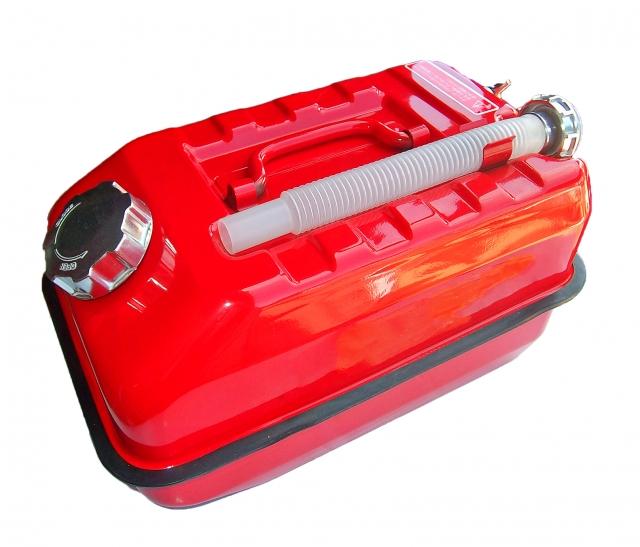 京アニ放火事件の影響でガソリン携行缶への給油ができない。規制強化で販売記録の作成が影響した?