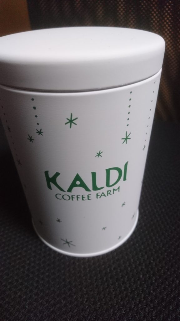 カルディのノエル&キャニスター缶セットはクリスマス限定仕様